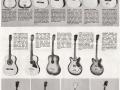 Advertentie JMI Acoustic gitaren met veel Crucianelli producten.