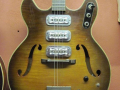 Fender Regal R273, fabrikaat Harmony H77, body front.