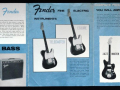 JMI-Fender brochure 1961-1962.