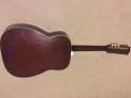 Kent 12 string Jumbo 1960, Japans fabrikaat, back.