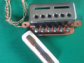 Welson Italy Alnico pickups voor Japanse Vox Giant serie ca. 5.8-5.9 kΩ., los.