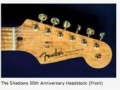 Detailfoto's Fender HM Custom Shop 50th Anniversary Outfit 2009. Masterbuild in UK door Greg Fessler.