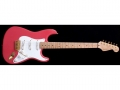 Fender USA Custom Shop HM 40th Anniversary Edition 1996. Serie van 40 stuks in retail. Pickups: 2 * Kinman Avn-63 plus op Bridgepositie een Kinman Avn-64.