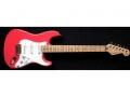 Fender USA Custom Shop HM Autograph Edition 1995. Beoogde serie van 100 stuks in retail, echter maar 64 verkocht toen in 1996 de 40th Anniversary werd uitgebracht. Pickups: 2 * Seymour Duncan Vintage Staggered SSL1 plus op Bridgepositie een Di Marzio FS-1.