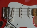 Pickguard Fender HM Signature Japan 1996.