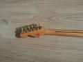 Hals en kop Fender HM Signature Mexican 1999.