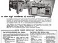 Brimar advertentie uit 1951 toont hun machines.
