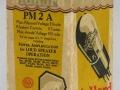 Mullard PM2a doos uit 1930, met BVA logo.