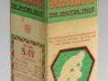 Mullard SV4 doos uit 1931, met BVA logo.