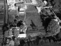 Mullard fabriek, luchtfoto van Mitcham Works, Hackbridge.