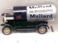 Mullard promotie gadget uit 1930.