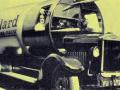 Mullard promotietruck uit 1930.
