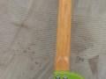 Meazzi Zodiac gitaar 2 pickups en tremolo Hollywood serie Green 1964, back.