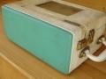 Meazzi Echomatic PA306 1961 in gesloten houten behuizing.