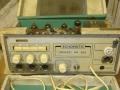 Meazzi Echomatic PA306 1961, open front met originele Geloso (no 398) aansluitingen.