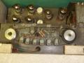 Meazzi Echomatic PA306 1961 tapeloop met 6 weergavekoppen.