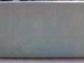 Meazzi Echomatic PA306 met originele Geloso aansluitingen (no 398) in houten behuizing, frontdeksel.