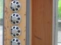 Meazzi houten Speaker open.