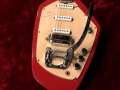 V209 Phantom VI 3 pickups 1964, model EKO Italy, body.