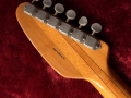 V209 Phantom VI 3 pickups 1964, model EKO Italy, headstock back.