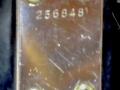 V221 Phantom XII Special 3 pickups 1965, made by EKO Italy, neckplate met serienummer.