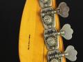 V248 Wyman Bass Sunburst 2 pickups 1968, model EKO Italy,  headstock back.
