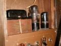 Jennings Univox Organ J7, 6 watt buizen poweramp met 5Y3 GT gelijkrichter en 2D21 eindbuis.
