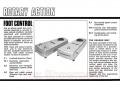 Rotary Control footswitch, het eerste product met Vox als merknaam.