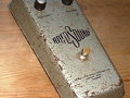 Roto Sound 2 knob Fuzz MKII 1967, geproduceerd bij Jennings voor James How Music Strings Ltd.