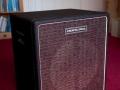 Jennings B3 closed cabinet 50 watt met 15 inch Goodmans bas speaker 8 ohm. Ook als B1 cabinet 100 watt met 18 inch speaker 4 ohm.