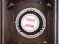 Jennings B3 closed cabinet 50 watt met met 1x15 inch Goodmans Audiom 15P bas speaker.