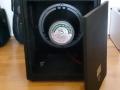 Jennings B3 closed cabinet 50 watt met met 1x15 inch Goodmans bas speaker oud model.