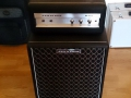 Jennings B50 Solid State met B3 cabinet, front.