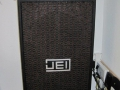 Jennings FR100 solid state stack met T100 2x15 inch bascabinet, piggy back.