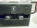 Jennings J40 Solid State, half open back met 12 inch Grey Celestions alnico T.1096 speakers 15 ohm.