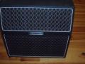 Jennings PO1 Rotary cabinet, 2 snelheden, met 3x12 inch speakers, front.
