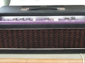 Jennings V100 head Purple front met purple panel in de top.