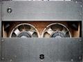 Jennings V30 back, met 2x12 inch Fane speakers.