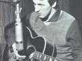 Bruce accoustische Gibson J200.
