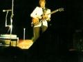 Hank met Roland Synthesiser gitaar GR300, rond 1978.