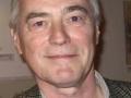 Tony Meehan op latere leeftijd. Tony is in 2005 overleden aan een hoofdwond na een val van de trap.