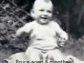 Bruce Welch 8 maanden.