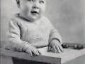 Hank Marvin 5 maanden.