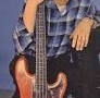 Young bassist Brian Licorice Locking in 1962, opvolger van Jet Harris.