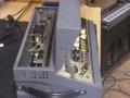 7 Meazzi Factotum All Transistor Type 440, is solo echo met nieuwe power supply  geworden.