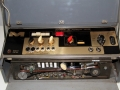 Meazzi Echomatic All Transistor Type 880. Low inputs din plug en high inputs jacks.