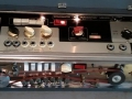 Meazzi All Transistor, Electronische Red SOS switch naast reverb control knop.