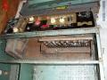 Meazzi Factotum All Transistor Type 770 mono inwendig geroest.