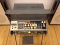 Meazzi Factotum All Transistor Type 440 Stereo, preamp met Echomatic echo.