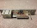 Meazzi All Transistor koppenplaat achterzijde, rechts motor.